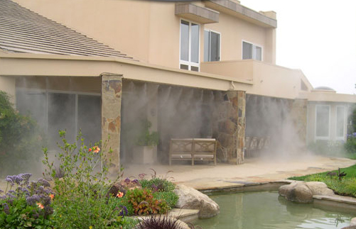 Whether It Is One Of Our Portable Misting Fans To A Complete Misting System,  Rapid Cool Can Handle Most Any Indoor Or Outdoor Home, Patio, Green House,  ...